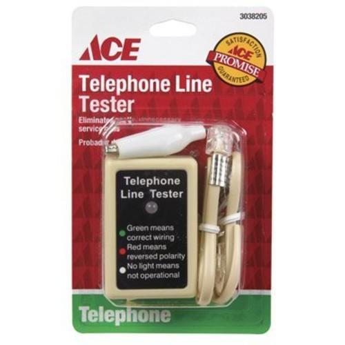Ace Telephone Line Tester (3038205)