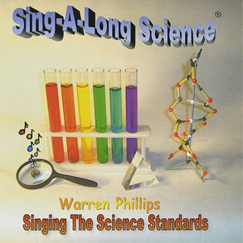 Sing-A-Long Science [CD]
