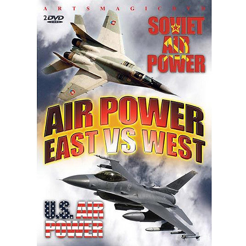 Air Power: East vs. West [2 Discs] [DVD]