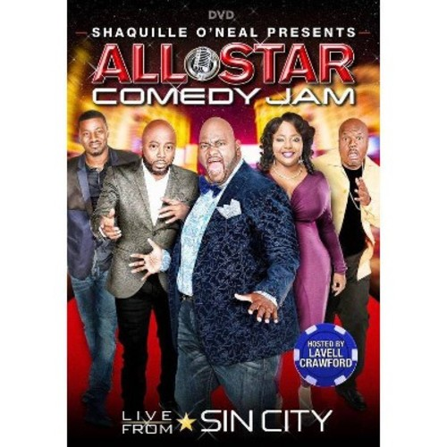 Shaquille O'neal All-star Comedy Jam: Live From Sin City [DVD]