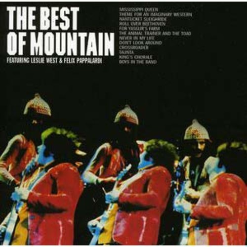 The Best of Mountain By The Mountain (Audio CD)