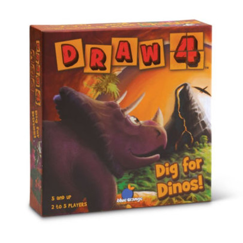Draw 4: Dig for Dinos!