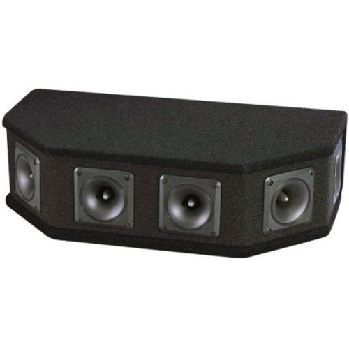 Pyle Pro PAHT6 4 Driver Tweeter System [Frustration-Free Packaging]
