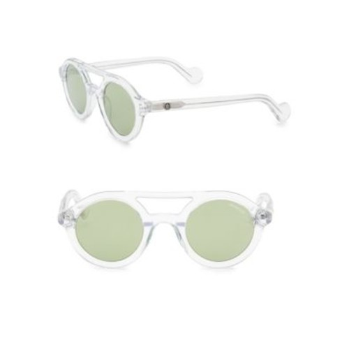 Round 47MM Sunglasses