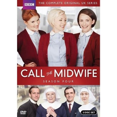 Call the Midwife: Season Four [3 Discs] [DVD]