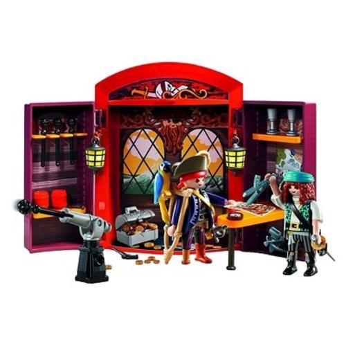 Playmobil Play Box Pirates
