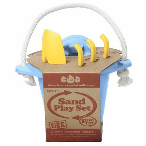 Green Toys Sand Play Set Blue