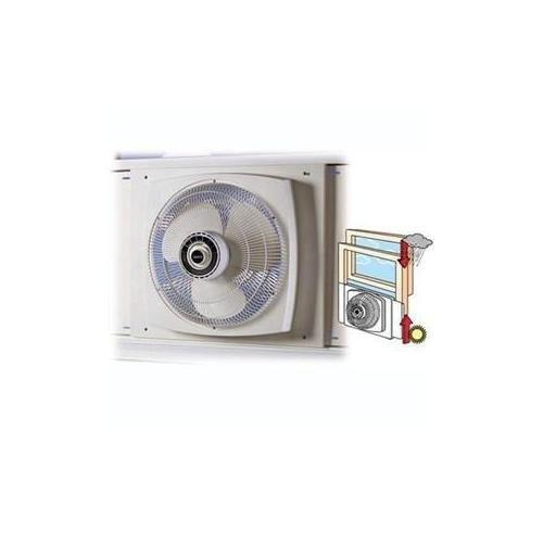 Lasko 2155A Electrically Reversible Window Fan, 16 Inches [1]