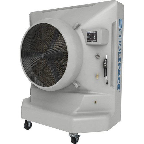 Cool-Space Avalanche-36 Evaporative Cooler  36in., 9700 CFM, Variable Speed, Model# CS6-36-VD