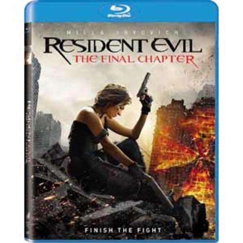 Resident Evil: pter [Blu-ray]