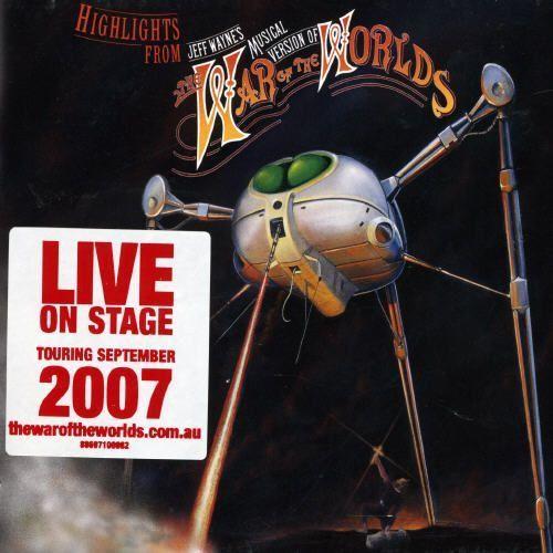 War of the Worlds: Highlights [CD]