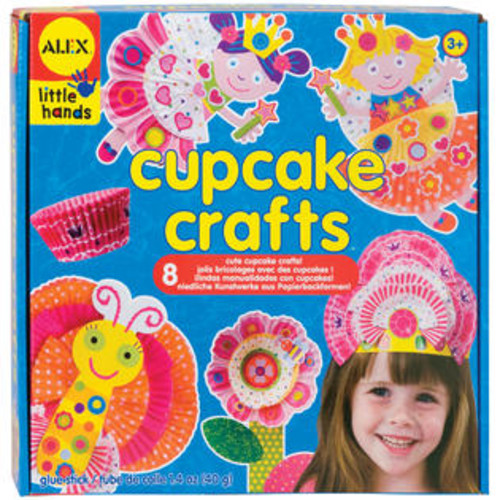 Alex Toys Cupcake Crafts Kit-