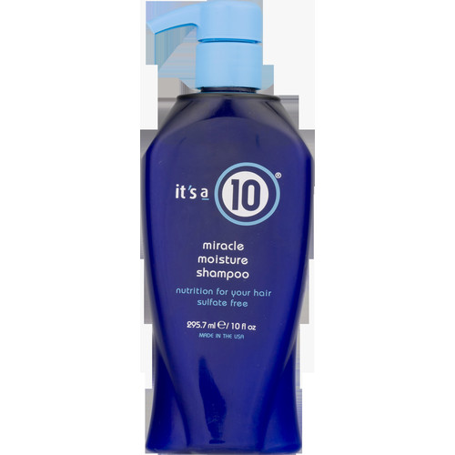 It's a 10 Miracle Moisture Shampoo, 10 Oz