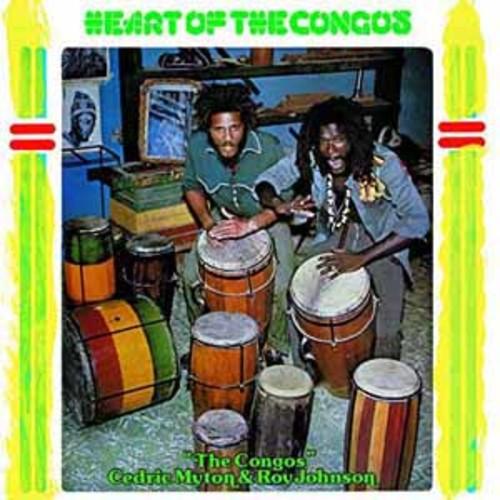 The Congos - Heart Of The Congos [Audio CD]