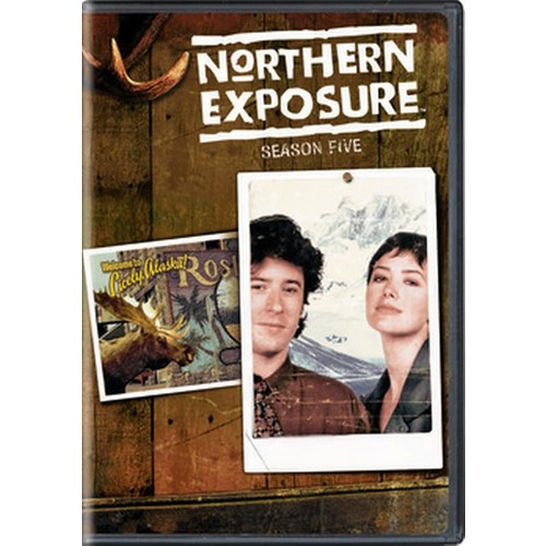 Northern Exposure: The Complete Fifth Season (Full Frame)