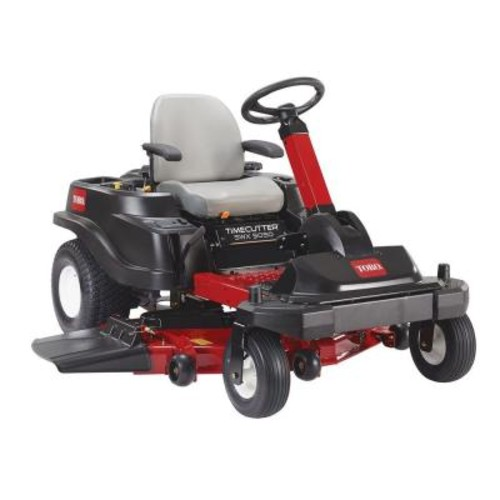 Toro TimeCutter SWX5050 50 in. Fab 24.5 HP V-Twin Zero-Turn Riding Mower with Smart Park