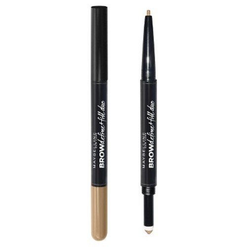 Maybelline Eye Studio Brow Define and Fill Duo, Blonde