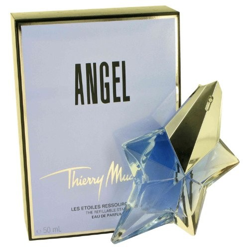 Angel by Thierry Mugler EDP Refillable Spray, 1.7 Ounce [1.7 oz]