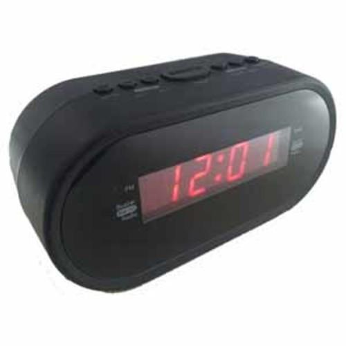 Sylvania 0.6 Digital Clock Radio