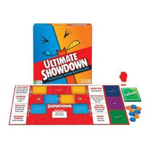 R & R Games Ultimate Showdown Party Game