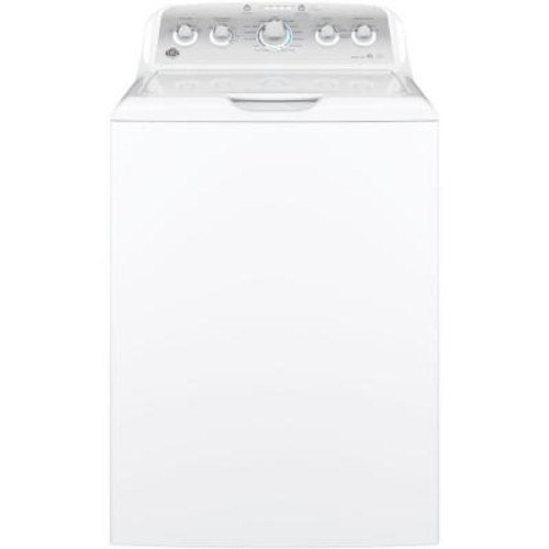 GE 4.2 cu. ft. High-Efficiency White Top Load Washing Machine, ENERGY STAR