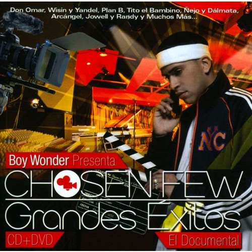 Boy Wonder Presents: Chosen Few Grandes Exitos [CD & DVD]
