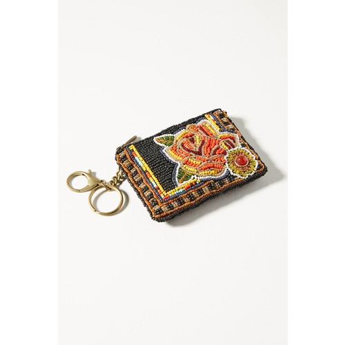 Beaded Icon Keychain Pouch [REGULAR]