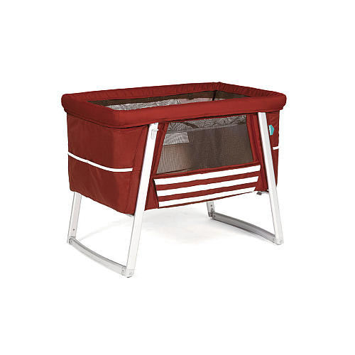Babyhome Air Bassinet - Red