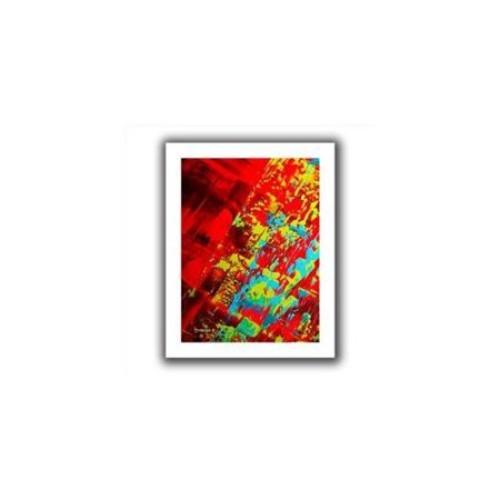 Artwal Byron May Springtime Celebration Unwrapped Flat Canvas Art, 24 x 32 Inch
