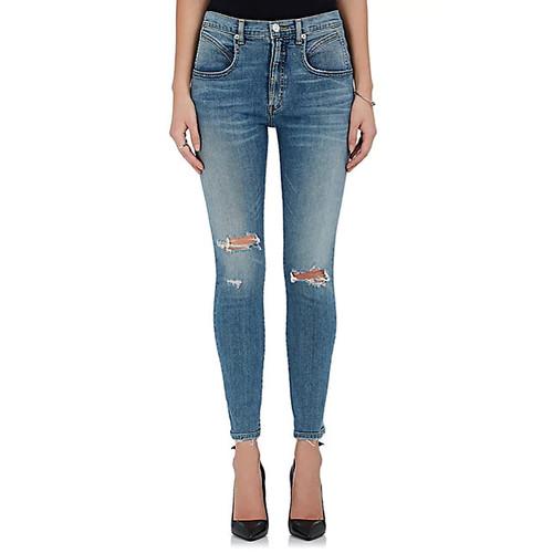 ADAPTATION Distressed Skinny Jeans