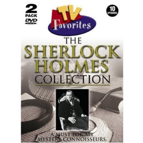 The Sherlock Holmes Collection [2 Discs]