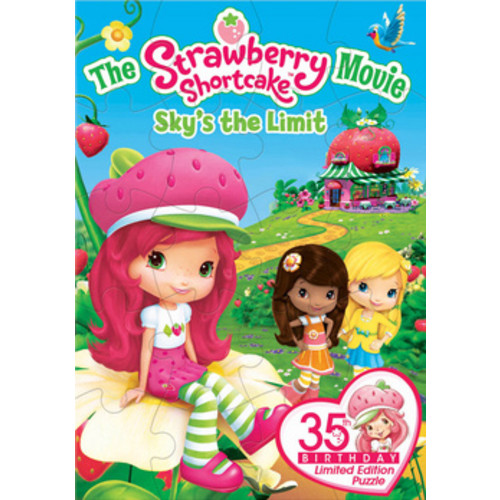 The Strawberry Shortcake Movie: Sky's the Limit [DVD] [2009]