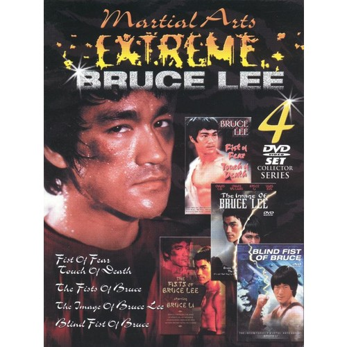Martial Arts Extreme-Bruce Lee