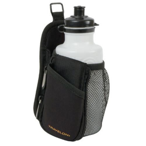 Travelon On the Go Water Bottle Holder in Black