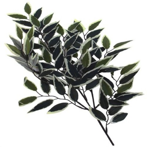 Artificial Variegated Smilax Deluxe (6ft) Green - Vickerman