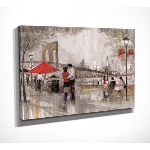 Wexford Home 'New York Romance' Canvas Art