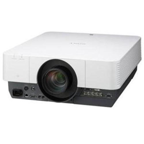 Sony VPLFX500L XGA 7000 Lumens Installation Projector - Bundle - with Sony VPLLZP41 Powered Zoom Len - VPLFX500L A