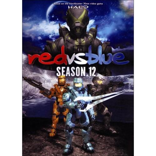 Red Vs Blue: Season 12 (DVD)