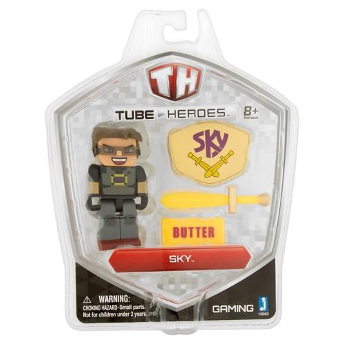 Tube Heroes Sky Gaming Toy 8+