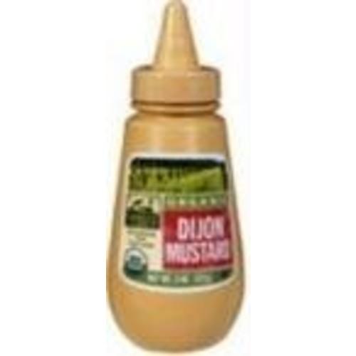Woodstock Farms Organic Mustard - Dijon - 8 Ounces
