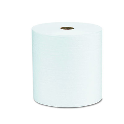 Kimberly-Clark Nonperforated Paper Towel Rolls, 12 pk. - White