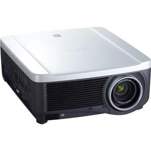 Canon REALiS WUX5000 D Pro AV WUXGA LCoS Projector and Standard Zoom Lens Kit 5748B018