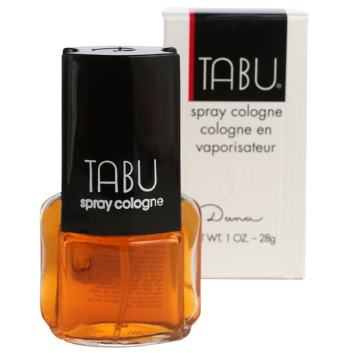 Tabu 1 Oz Spray Cologne