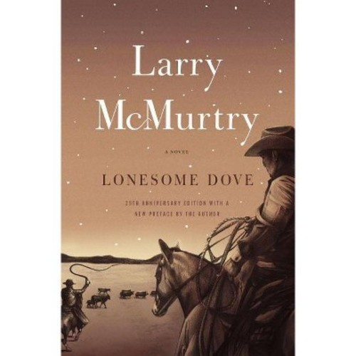 Lonesome Dove (Paperback)