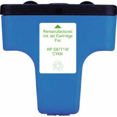 Emerald Imaging for HP 02 Ink Cartridge - Cyan