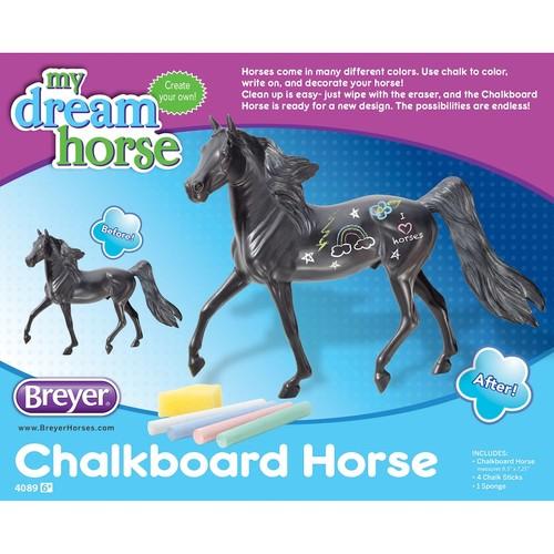 Breyer Chalkboard Horse Activity Set