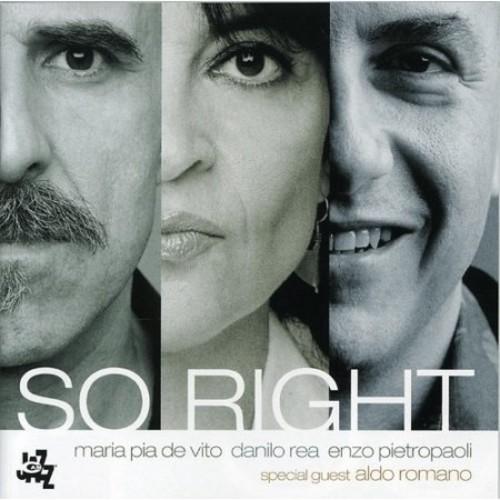 So Right [CD]
