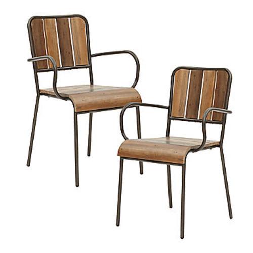 INK + IVY Renu Dining Arm Chair Set Of 2