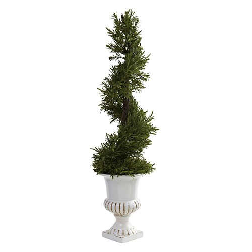 nearly natural Rosemary Spiral Tree - Indoor & Outdoor