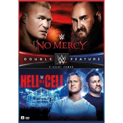 Wwe:No Mercy/Hell In A Cell 2017 (DVD)